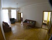 Сдам в аренду 4-х комнатную квартиру в тихом центре Киева