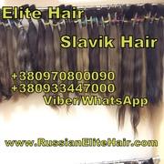 Наращивание волос Киев, славянские волосы в Киеве купить