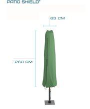 Чохол для садового парасоля Patio Shield 260 х 63 см.