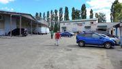 Производственно-складская база в Киеве комплекс.