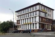 Отель находится в Киеве.