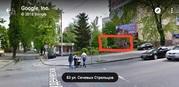 Участок в Киеве в Исторической части города.