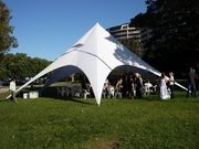 Шатер Зірка 10.40 м. Для виставок Veranzo