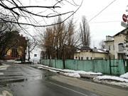 Земельный участок на фасаде 42 - сотки в центре Киева.