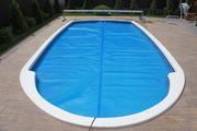 Літнє накриття Shield 500 для каркасного басейну