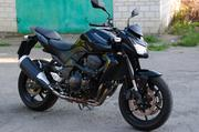 Kawasaki Z-750 Urban Sports 2012