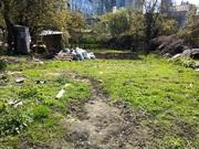 Участок в Печерском районе Киева.