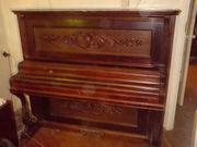 Продам антикварное американское вертикальное пианино Crown