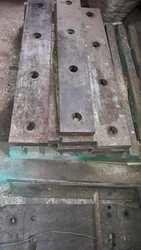 Продаю ножи гильотинные L- 810 мм ,   H -125 мм,   B- 32 мм