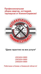 Генеральная уборка коттеджа от КлинингСервисез,  Вишневое