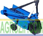 Картофелекопалка для трактора транспортерная КТН-1Т-50