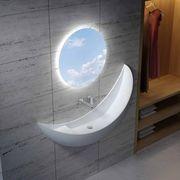 Зеркало для ванной с LED подсветкой от производителя Интерьер НИКС
