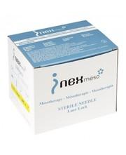 Голки для мезотерапії Inexmeso 32G x 4mm