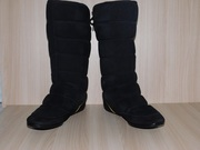 Сапоги дутики Adidas 36- (23 см.)