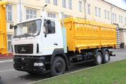 Новый самосвал зерновоз МАЗ-6501С9-8525-000