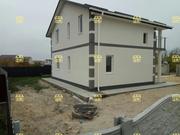 Продаётся новый дом под чистовую отделку,  с участком 5 соток.