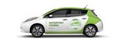Поминутная аренда электро авто вместе с MobileCar