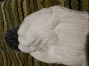 Найдена женская шапка