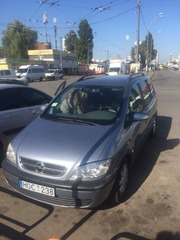 Продам автомобиль Opel Zafira на запчасти