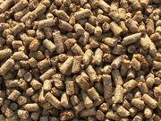 Комбікорм гранульований: висівки вівсяно-ячмінні