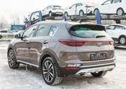 Kia Sportage IV Рестайлинг 2.4 AT (184 л.с.)4WD Luxe