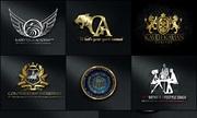 Разработка логотипа,  дизайн лого,  создание logo и визиток