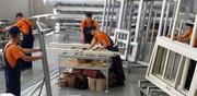 Работа в Польше. Работа для мужчин. Фабрика металлопластиковых окон в