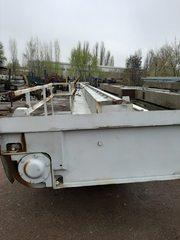 Продам мостовой кран г/п 10 т пролет 22, 5 м бу