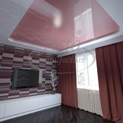 Монтаж многоуровневых натяжных потолков в Киеве