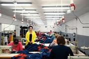 Пошив корпоративной и форменной одежды. Швейная фабрика Анелес