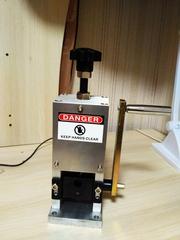 Станок для разделки и чистки кабеля / стрипер для чистки кабеля