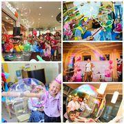 Лучшие Аниматоры,  Шоу мыльных пузырей - Киев - Детский праздники