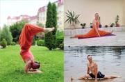 Занятия Хатха-йога,  ADHOyoga
