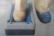 Аппараты для автоматического надевания бахил