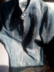 Недорого кожанная куртка