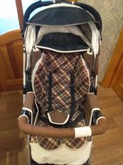Детская коляска Capella б/у