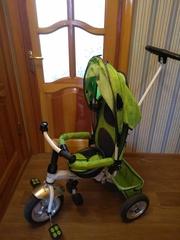 Детский трехколесный велосипед б/у