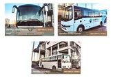 Автобусні перевезення Пасажирські перевезення Пассажирские перевозки