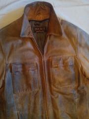 Недорого кожанная куртка  Perfect