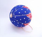 Новогодний шар,  елочная игрушка ручной работы Кимекоми. Декор.
