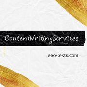 ContentWritingServices - заказать текст (инфо)/ LSI /SEO - копирайтинг