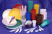 Одноразовая посуда высокого качества в Украине по минимальной цене
