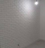 Покраска - гипсового камня,  декор штукатурки,  3d панелей...