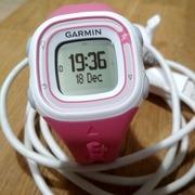 Garmin Forerunner 10 розовые б/у