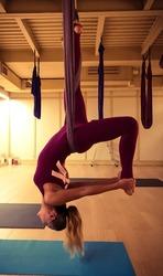 Йога и фитнес инструктор