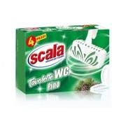Подвеска для унитаза с ароматом эвкалипта Scala (4 шт.)