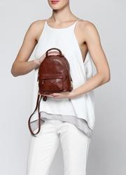 BAL-470007,  Сумка-рюкзак коричневый,  женский,  коричневый