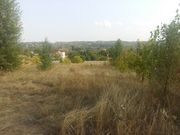 Продается собственный участок в поселке Триполье Обуховского района