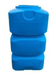 Емкость плоская (узкая) для воды на 500 литров BK-500