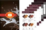 Программа  для продажи товаров + админ панель.